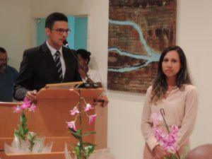 Vereador Juarez da Saúde homenageia auditora do TCE-RJ