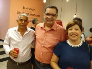 Vereador Luiz Alberto Barbosa participa de evento em homenagem à mulher