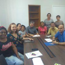 Vereador Claudio Mala Velha participa de reunião com mães de autistas na prefeitura