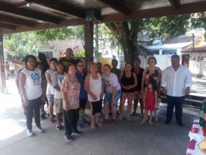 Clecinho participa de encontro dos núcleos da 3º idade da Boa União e Monte Castelo