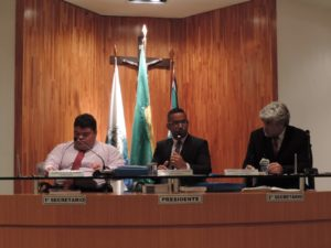 Câmara de Vereadores aprova criação do Conselho Municipal de Saneamento Básico