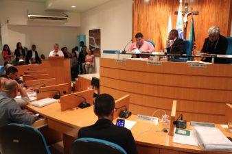 Casa cheia na Tribuna Livre deste mês na Câmara de Vereadores de Três Rios
