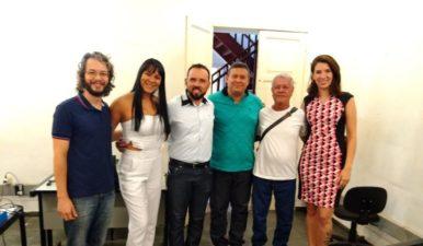 Vereador Fabiano Batista participa de abertura da Semana do Meio Ambiente