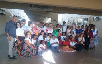Vereadores participam da 5ª Conferência Municipal dos Direitos da Pessoa Idosa