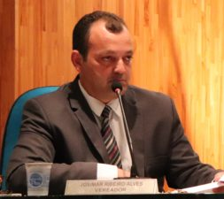 Vereador Zimar reivindica conclusão da reforma da Escola Municipal Leila Aparecida de Almeida