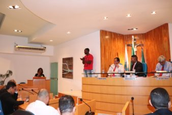 Bairros Habitat e Barros Franco representados na Tribuna Livre deste mês