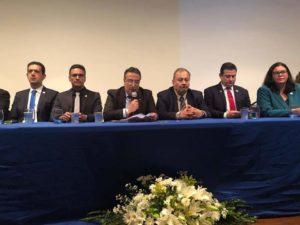 Vereador Juarez da Saúde participa de posse da nova diretoria do Crefito 2