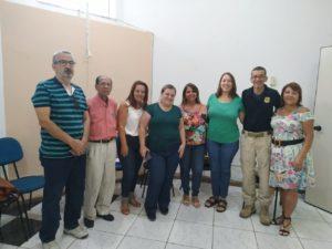 Nilcélio Sá participa de reunião com membros do Conselho dos Idosos