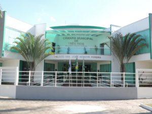 Câmara de Vereadores de Três Rios adota medida preventiva contra coronavírus