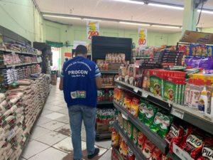 Procon Três Rios apura denúncias de aumento abusivo de itens da cesta básica