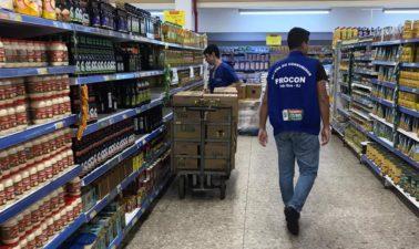 Procon Três Rios segue monitoramento dos preços nos mercados e hortifruttis do município