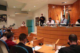 Equipe de enfrentamento ao Covid-19 presta esclarecimento na Câmara de Vereadores de Três Rios