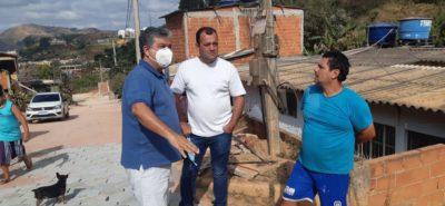 Vereador Zimar tem pedido atendido e Rua Marina de Fátima de Oliveira Nazário é contemplada com colocação de bloquetes