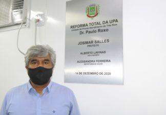 Nome do doutor Paulo Roxo é imortalizado em Três Rios