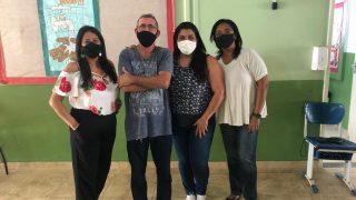 Vereadores participam da nova eleição da Associação de Moradores de Bemposta