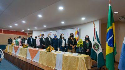 Vereadores participam de conferência realizada pela Prefeitura de Três Rios