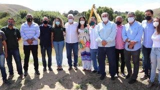 Vereadores acompanham reinício das atividades do Programa Limpa Rio no Purys