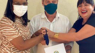 Vereadora Jaqueline Costa consegue emenda de R$ 570 mil para município trirriense